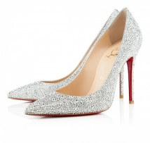 Christian Louboutin Pigalle Crystal